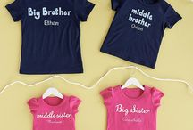 All Dressed Up / Personalized clothing for the whole family!  / by Personal Creations