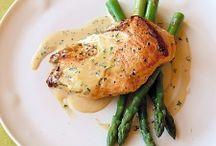 Chicken Breasts - Saucy