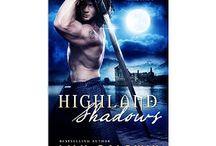 Highland Shadows~ Paranormal romance / Highland Shadows, Beautiful Darkness Series, Book 1 ~ By Lily Baldwin  Medieval, Vampires, Werewolves, Fairies, Historical romance, paranormal romance