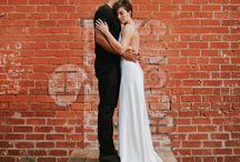 Amazing Boho-Industrial Wedding Inspiration