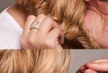 hair styles! / by Kayla Gustin