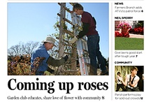 March 2012 neighborsgo / neighborsgo: the community newspaper published every Friday by The Dallas Morning News