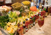 "Party ""Bars"" ~  unique ways to serve yummy food & drinks! / by ღ Eileen Ladwig ღ"