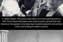 Strange & history