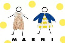 Marni SS16 / This collection is full of colours and artful texture for style which is elegant and fashionable.