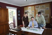 The Cummings Architects Process / Ever wonder what goes into designing a home with an architect?  At Cummings Architects we offer a variety of services that go beyond blueprints. We follow your project from the first pencil sketches, to meetings with the builder, window orders, cabinet selection, and interior services like lighting plans. Give us a call and see for yourself: we're devoted to designing your dream.
