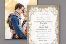 Photograph Wedding Invitations
