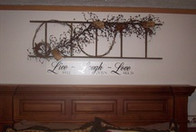 Crafts that I have made / by Tracie Watts