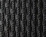 Tressage cuir