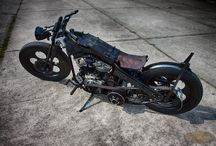 Custom Bikes / Customized Bike photographs