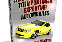 CAR BUSINESS / A BEGINNERS GUIDE TO IMPORTING AND EXPORTING CARS!