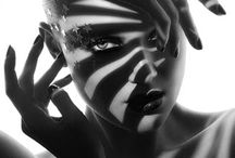 Fotografia de portret-iluminare deosebita