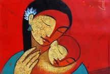 материнство / art