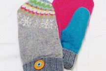 Recycle knitwear