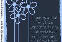 Inspiration-gratitude