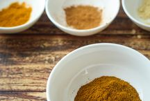 Spices to make