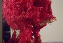Art: Horror Sculpture