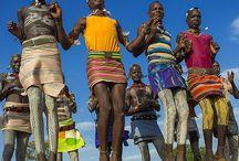 B A S H A D A Tribe / Africa