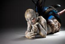 Nicole Sohn / Ceramic Sculpture