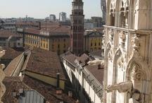Milano / http://www.vacanta-departe.ro/domul-din-milano-la-inaltime-si-nu-prea/