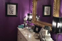 All things PURPLE! / A few of my favorite things...