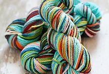 Yarn Colorways I <3