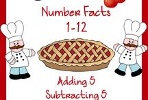 Homeschool - Munchable Math / by Jill @ Skinny Wrap With Jill.com
