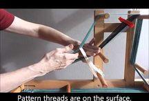 Baltic-Style weaving
