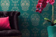 SM Apt. Decor Ideas / Ideas for Stephanie's new place! / by Shelby Clark