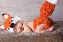 Crochet Baby boy goodies