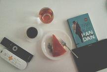 Kitaplık / by Rama R.