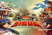 Samurai Siege Hack Pirater iOS Android Télécharger Gratuit 2014