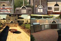 Garden : Pizza ovens