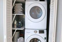 Kitchen washing machine & dishwasher