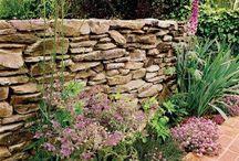 Site Stone Walls