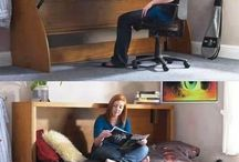 Łóżka i biurka