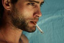 Men ❤  / My kind of man.  / by Carla Sofía