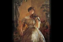 Art ~ Joseph Rodefer DeCamp