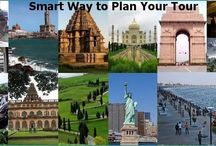 Tourist Places / This board is about several heard and unheard destinations of the world, honeymoon destination, weekend getaway, adventure spot or pilgrimage. http://planmytouronline.com/