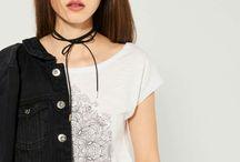 Sieciówki - Koszulki, Topy, Koszule