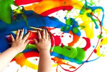 Kid activities, games, & crafts / Anything FUN and CLEVER to do with my kids! / by FunCheapOrFree.com