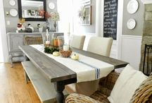 FARMHOUSE STYLE / Farmhouse love. Furniture, design, homes, inspiration, items and more! ❤️