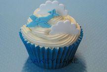 Aeroplane Cakes