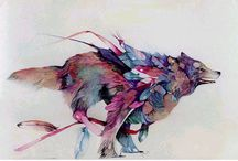 lobos / by Laurita .