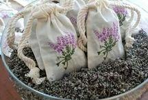 Lavender sachets / lavanta torbası