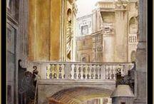 Watercolor: Rita Zaudke