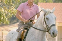 Equestrian Icons and Celebrities