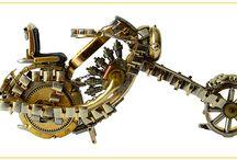 Gold Watch Chopper /  Gold Watch Chopper Price 480 zł  folaron@konto.pl
