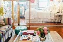Bedrooms / by Madeleine Patton