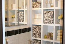 Bathroom Storage / by Emma Routledge